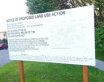 Seattle Housing Shortage: Notice of Land Use