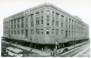 Seattle Historical Retail Building